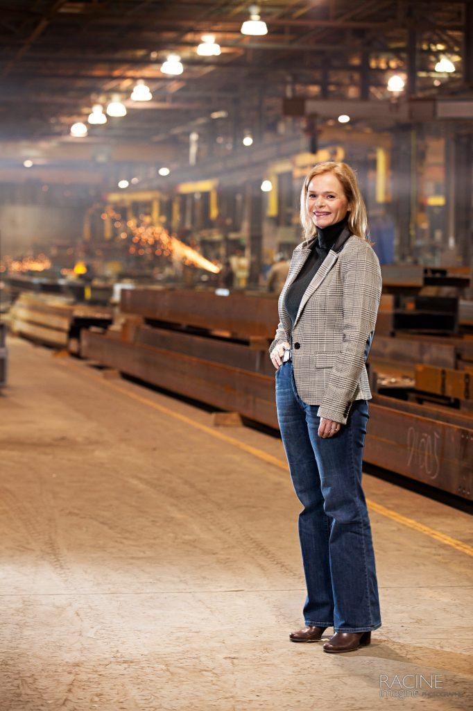 Photographe industriel usine production ADF OIQ Ordre des ingénieurs du Québec
