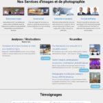 nouveau site 2019 Photographe Corporatif