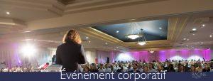 photographe corporatif événementiel Montreal Laval, conférence